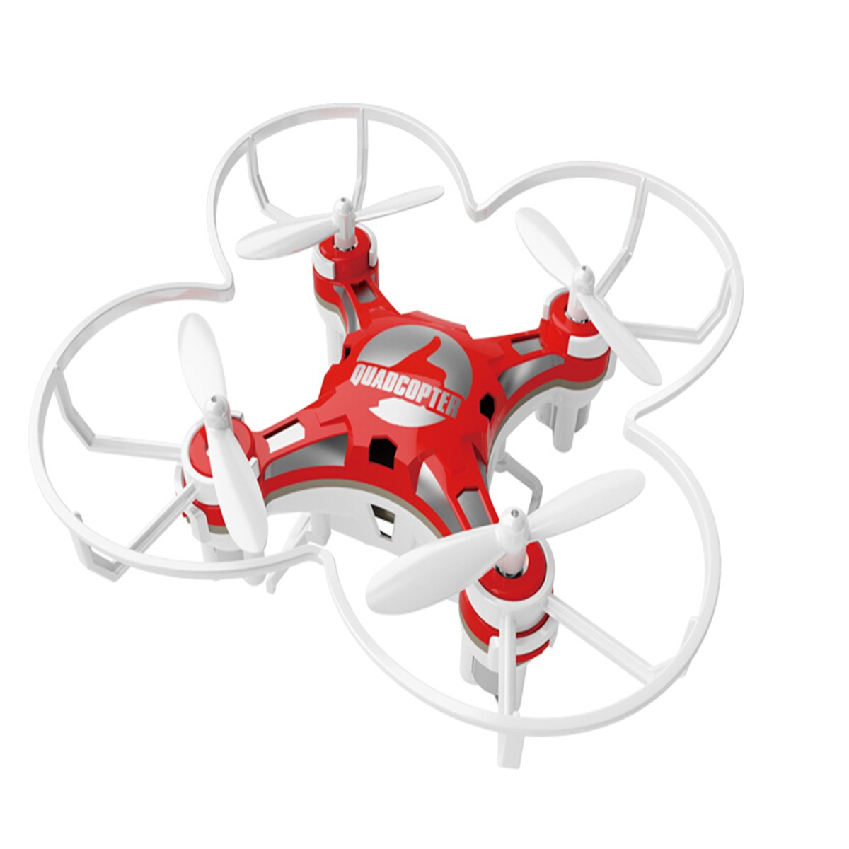 FQ777 124 Pocket Drone 4CH 6Axis Gyro Quadcopter With Switchable Controller RTF Helicopter Toys