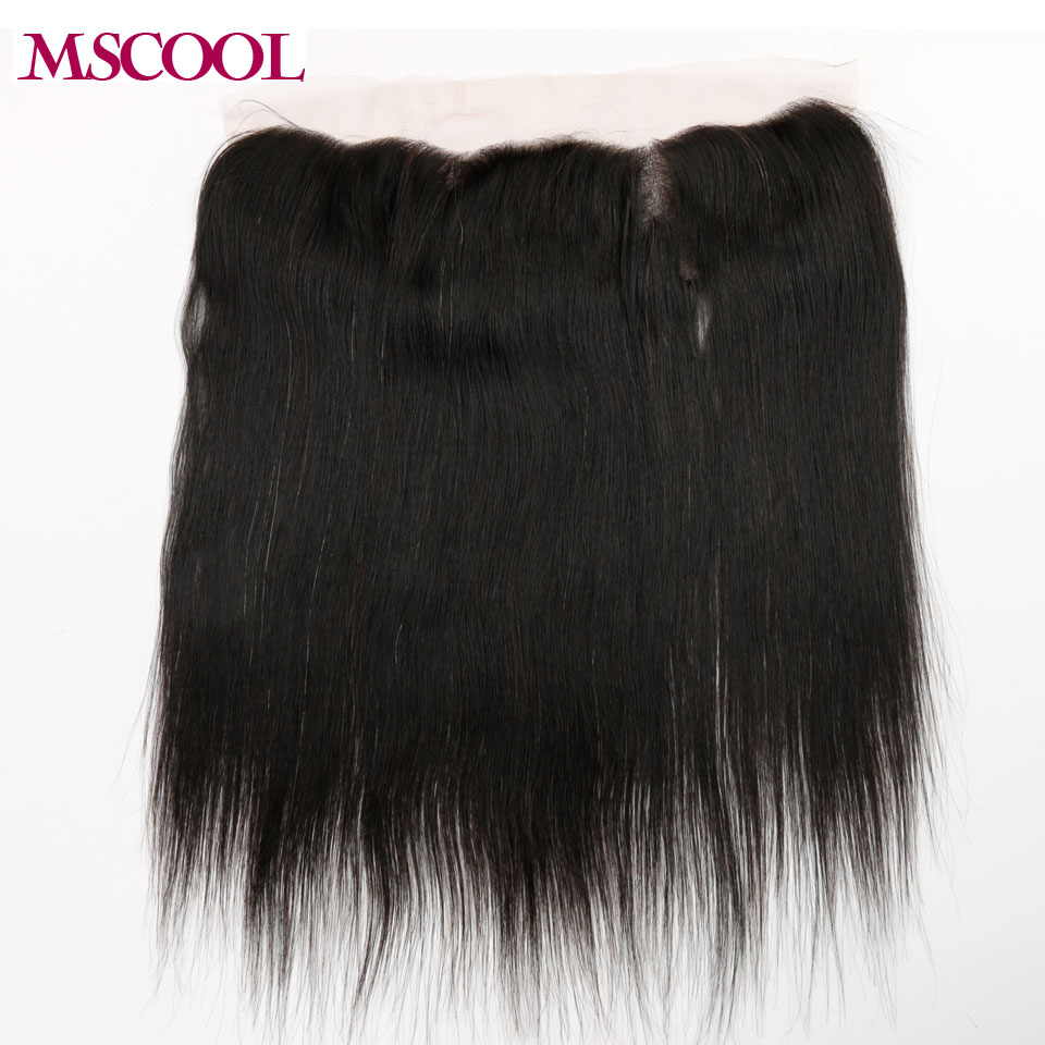 3 Bundles Silky Straight Human Hair With Closure 8A Brazilian Unprocessed Straight Virgin Hair With 13*4 Lace Frontal Closure<br><br>Aliexpress