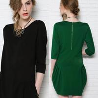 Женское платье A246