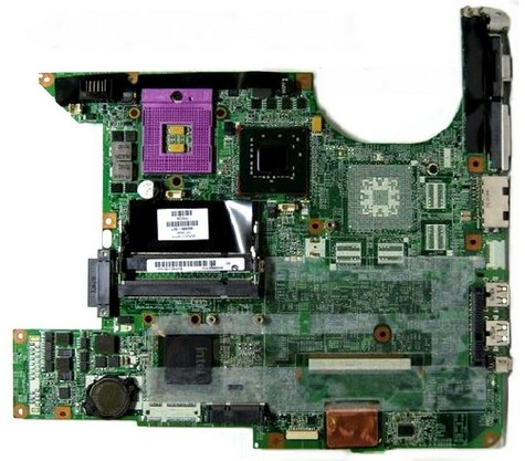 Motherboard FOR HP Pavilion dv6000 DV6700 intel 965GM 460901-001 100% tested good(China (Mainland))
