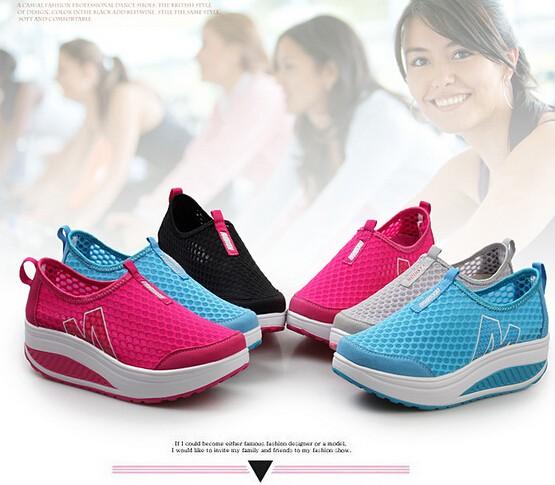 ซื้อ Freeshipping 5สีขนาด35-40เลดี้ฤดูร้อนH Ollowตัดออกผู้หญิงหนาแต่เพียงผู้เดียวรองเท้าลำลองแฟชั่นผู้หญิงที่เดินทางมาพักผ่อนรองเท้าML2622