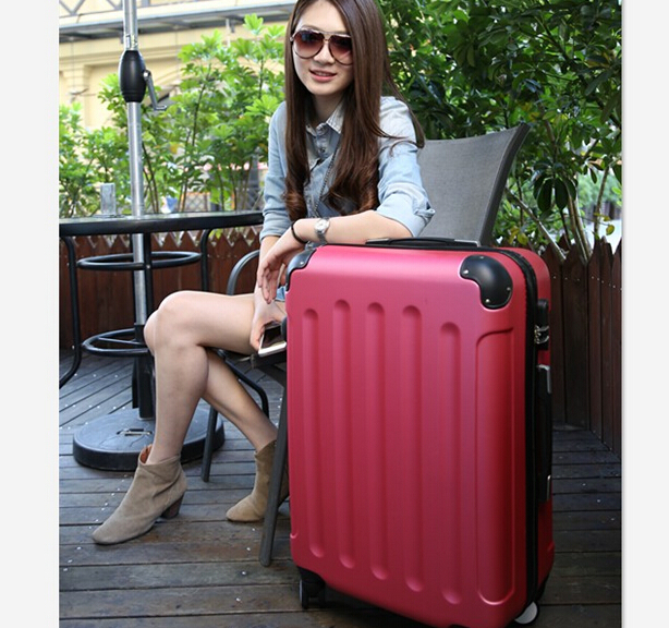 Travel luggage pull rod box boarding skin password travel universal wheel - Free space: main luggage, sunglasses store