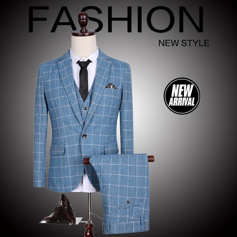 2015 мода дизайнер новое зимние мужчин сетка тонкий костюм жениха свадебное платье костюм англия parure lcm370 ( куртки + брюки + жилеты )