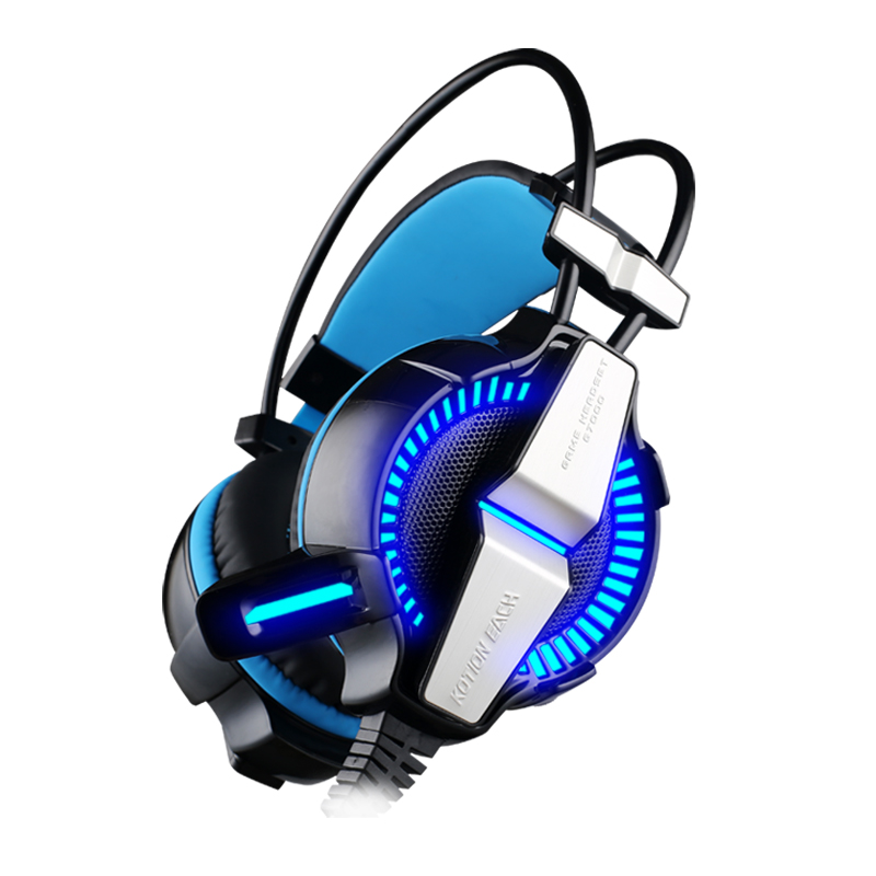 EACH G7000 7.1 Sound USB Gaming Headset Headphones Earphone for PC/laptop TH231(China (Mainland))