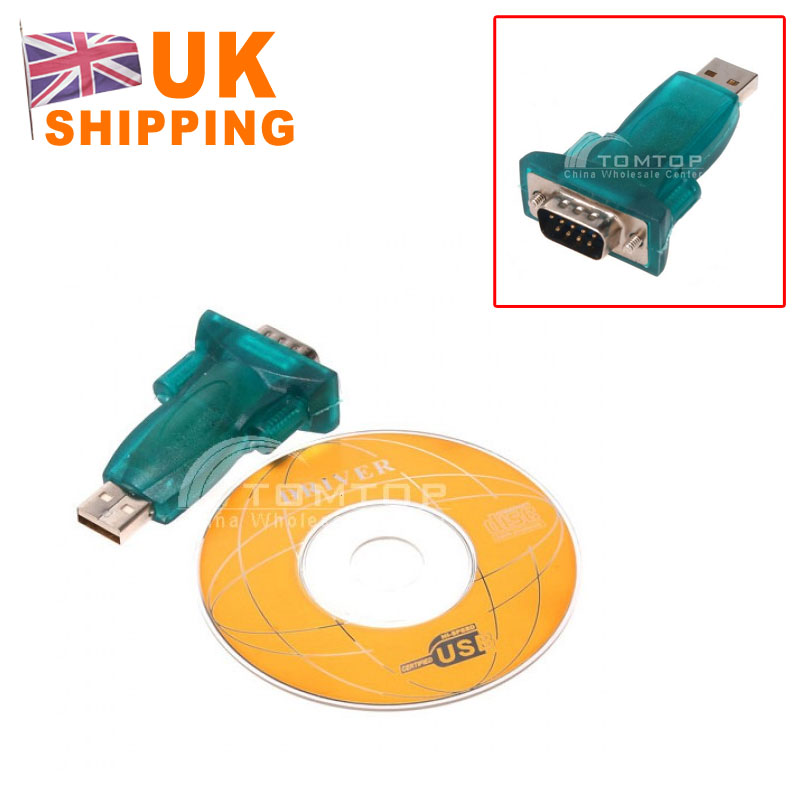 Unversary USB to RS232 cable COM Port Serial 9 Pin DB9 Cable Adapter Converter usb2.0 to RS232 cable Wholesale(China (Mainland))