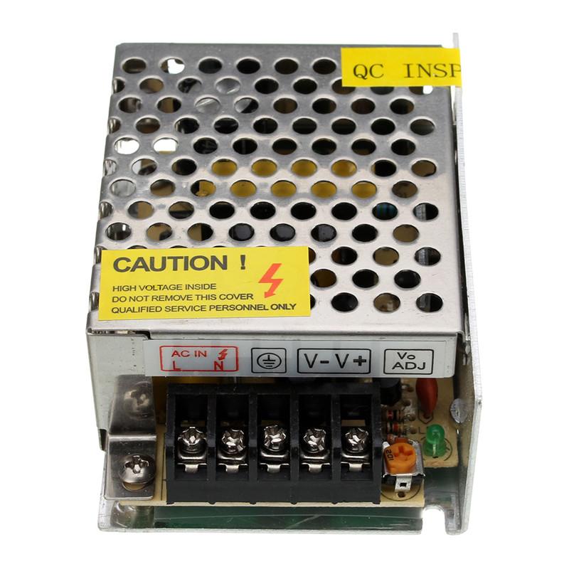 Hot Sale Input AC 110V/220V Output 24V 1A 25W LED Transformer Switching Power Supply For LED Strip Light Lighting Transformer<br><br>Aliexpress