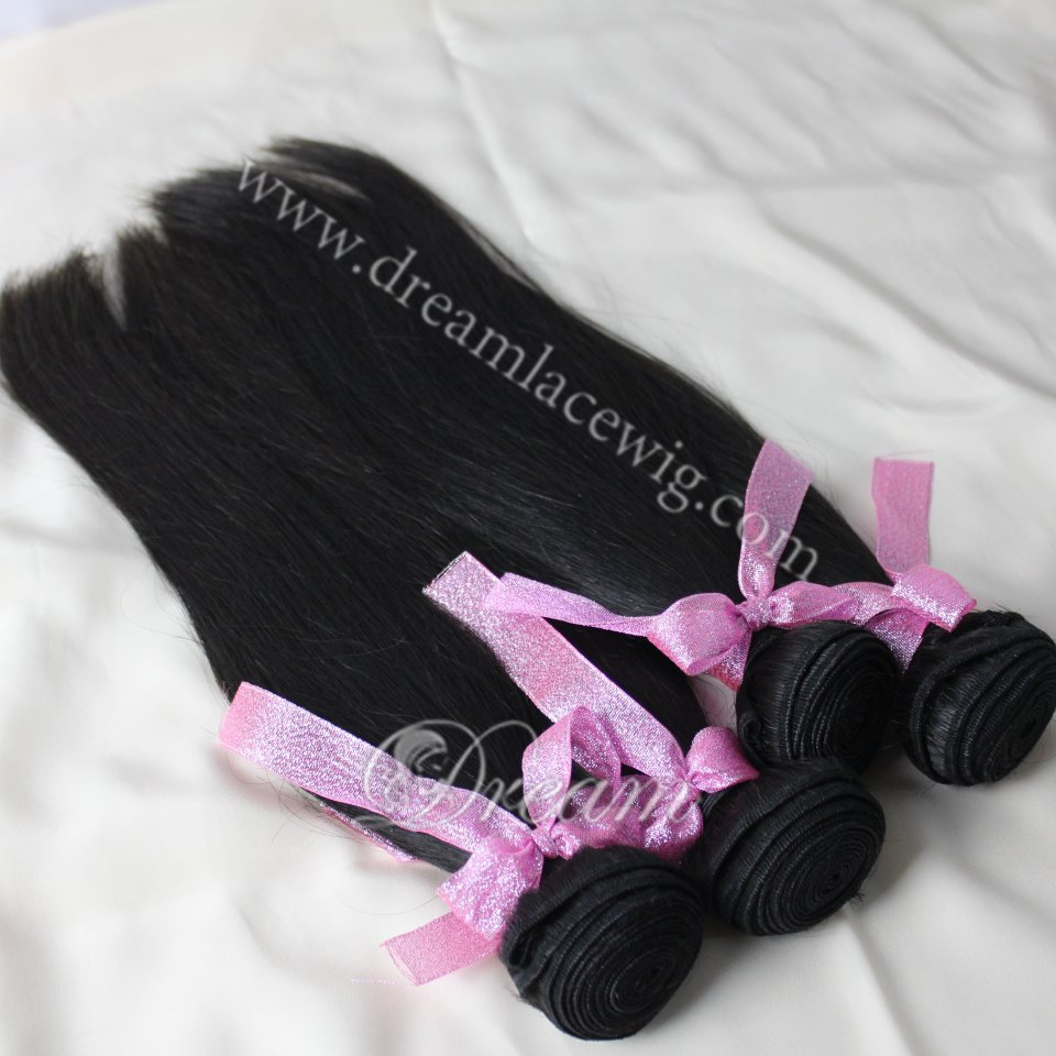 2015 hot sale natural color peruvian virgin hair for black woman, silk straight 4 pieces/lot hair extension!<br><br>Aliexpress