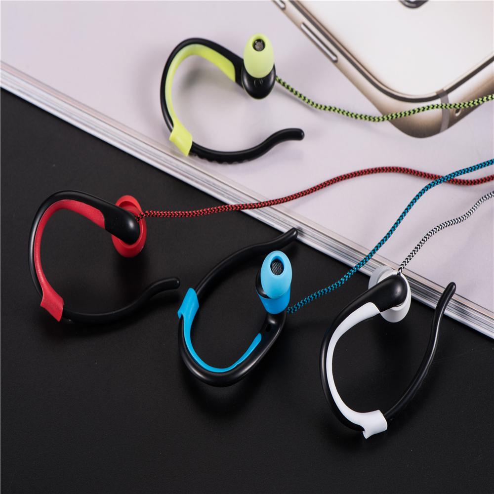 MS 808A New Bluetooth Headset font b Wireless b font Earphone Headphone Bluetooth Earpiece Sport Stereo
