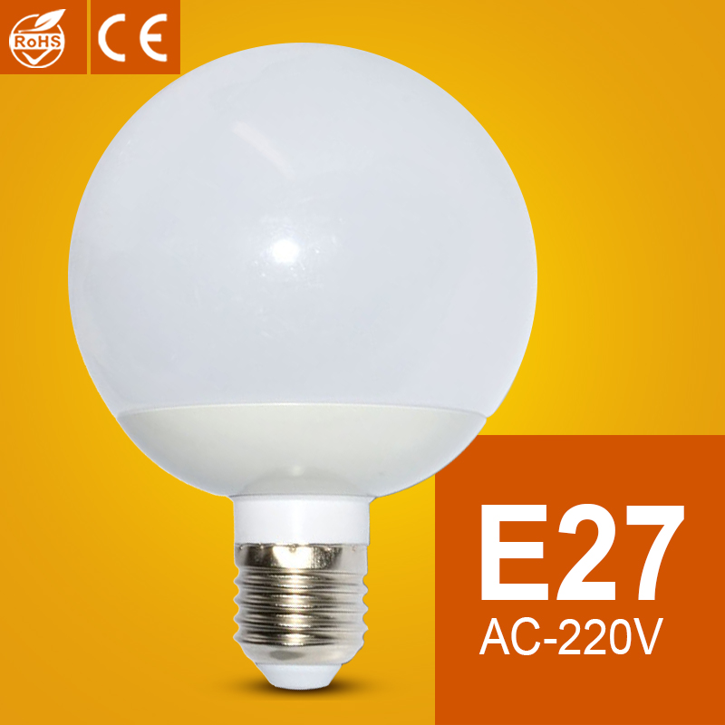 LED Bulb E27 5W 7W 9W 12W 85 265V SMD5730 Lampada LED Lamp Global Bulb Light 360 Degree Energy ...