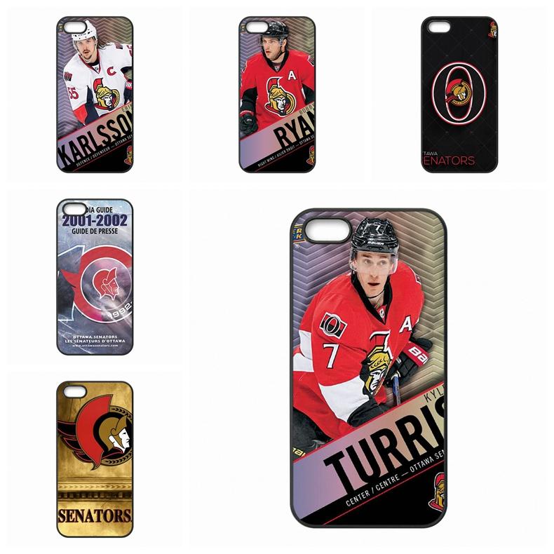 For Xiaomi Mi2 Mi3 Mi4 Mi4i Mi4C Mi5 Redmi 1S 2 2S 2A 3 Note 2 3 Pro Ottawa Senators Hockey Team case mobile(China (Mainland))