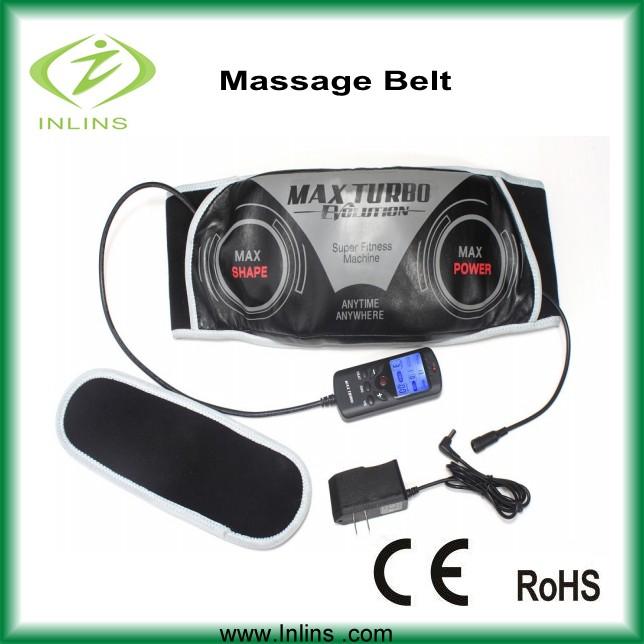 3 Models Massager Slimming Belt Electronic Waist Abdominal Fitness Massage Belt, Body Trimming, Exercise or Lose Weight Belt(China (Mainland))