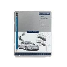 staedtler drawing pencils Mars Lumograph 100 Premium quality pencil; 6 pcs /set ,12 pcs /set,19 pcs full set