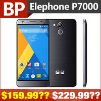 Original Elephone P7000 5.5 inch FHD IPS MTK6752 64 Bit Octa Core Android 5 Mobile Cell Phone 3GB RAM 16GB ROM  13MP