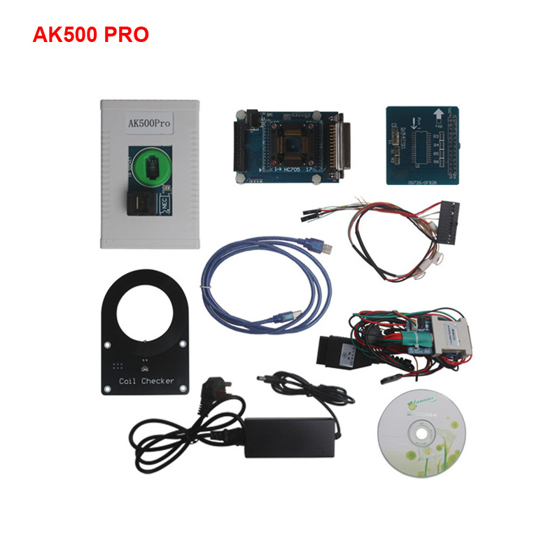 High Quality AK500Pro AK500 PRO Super For Mercedes for Benz Key Programmer Without Remove ESL ESM ECU(China (Mainland))