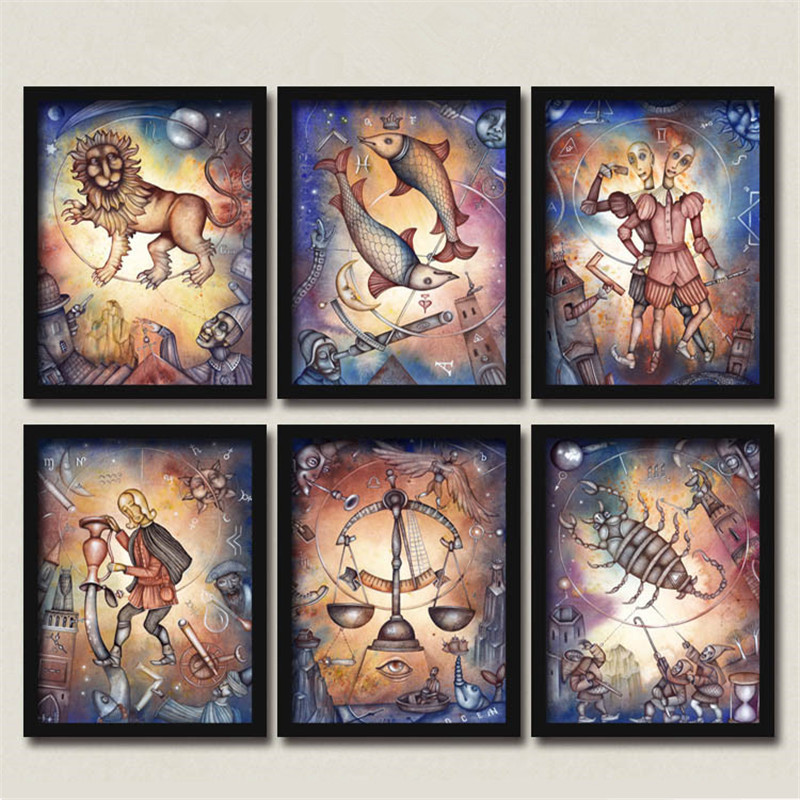 store group Cartoon Zodiac Prints