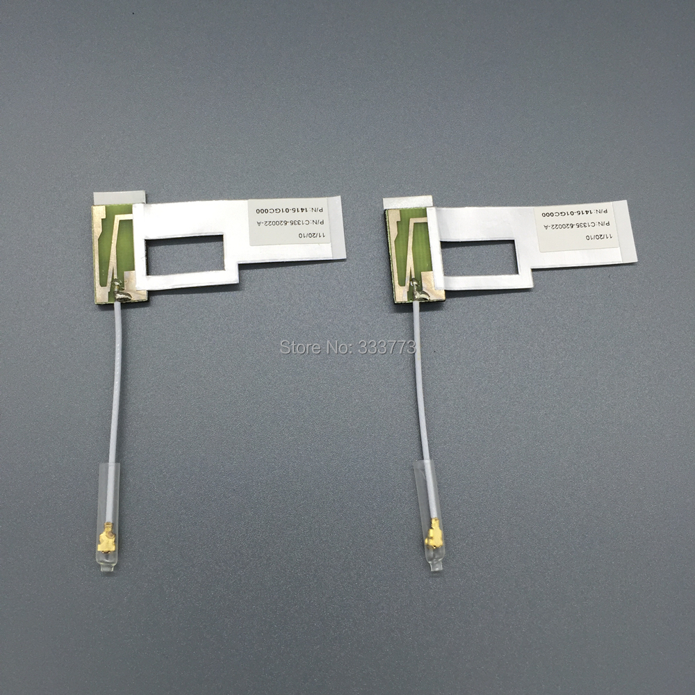 Brand new laptop Internal Antenna for 3G WIFI Module card and Laptop Notebook Wifi Mini PCI-E Bluetooth Card Free Shipping(China (Mainland))