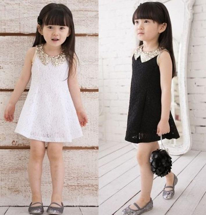Hot Sale Summer sleeveless kids dresses wear clothes girls clothing children dress(China (Mainland))