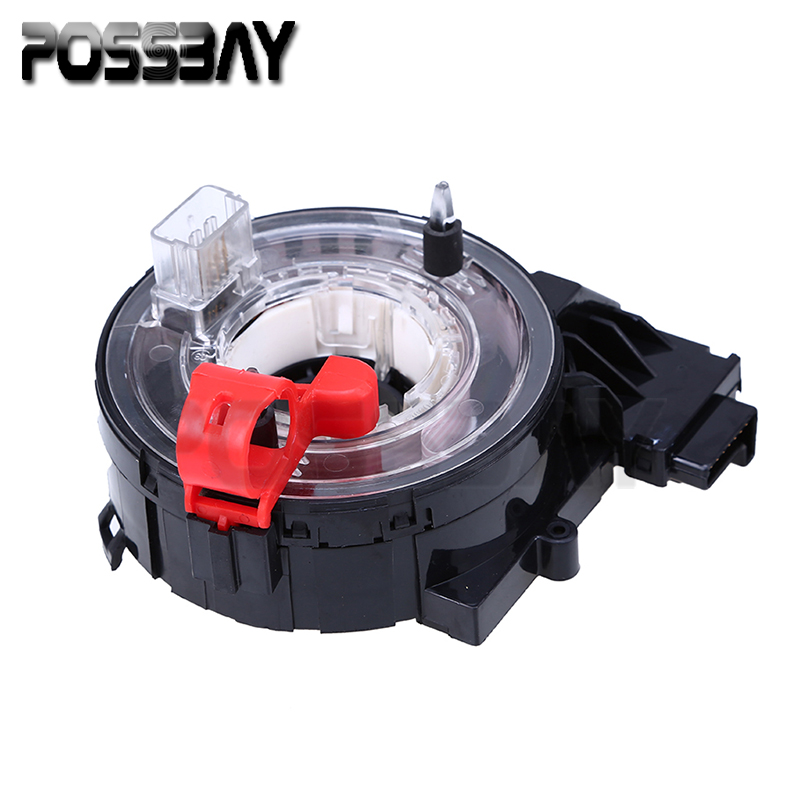 Auto Automobiles Car Air Bags Clock Spring Airbag Spiral Cable For VW/Audi 1K0959653C Car-styling(China (Mainland))