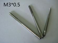 La máquina del grifo M3 * 0.5 screw tap HSS precisión H2 10 unids = 1 lote especializada en fabricación