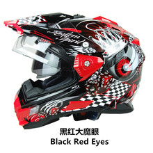 THH Brands mens motorcycle helmets motocross racing helmet off road motorbike full face moto cross helmet dual shield DOT TX27(China (Mainland))