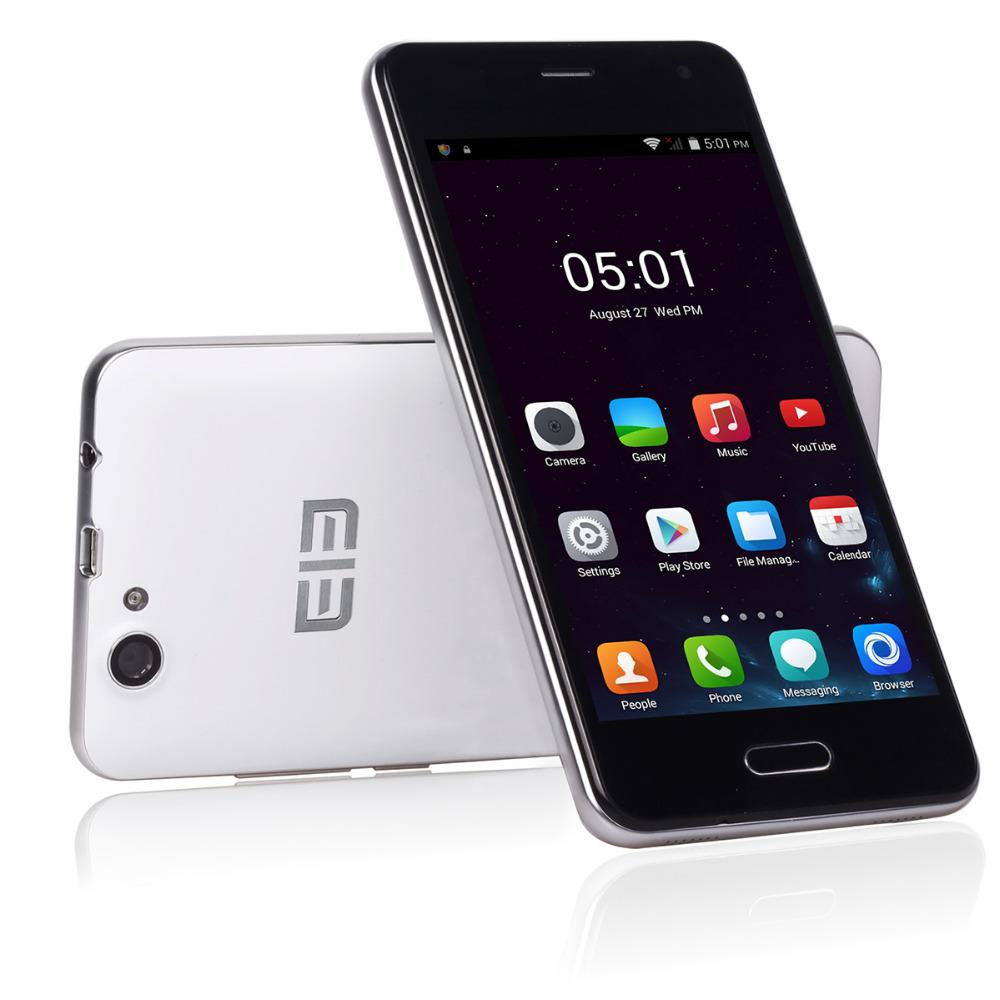 Мобильный телефон Elephone P5000 P5000 MT6592 android4.4 Mobilephone 5.0 1920 x 1080 2GB + 16GB 8MP + 16MP WCDMA GPS 5350mAh elephone r9 цена