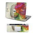 Hot Sale Left Right Brain Top Decal Keyboard Rest Vinyl Sticker Laptop Full Skin For Macbook