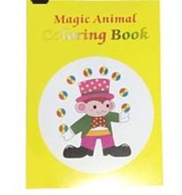 Diversión mágica Coloring Book medianas un trucos de magia magia magia de apoyo juguete de los niños de magia
