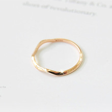 Rings - 2015 NEW FASHION HOT SALE WHOLESALE Cheap Cute Waves Curvy Joint Ring Jewelry Jewellry#1774354(China (Mainland))
