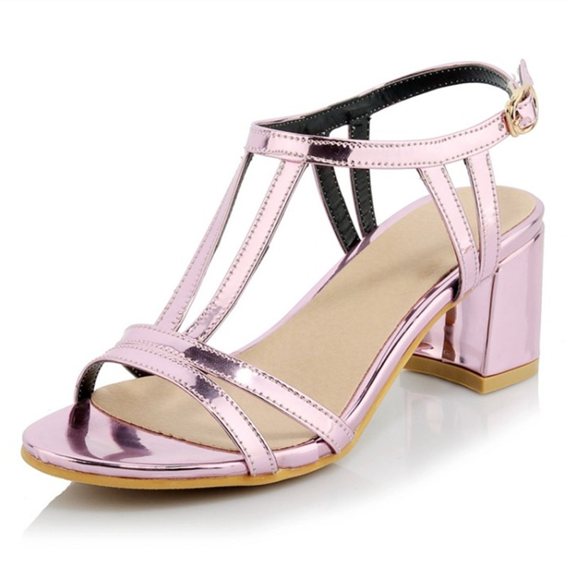 Luxury Ladies Flat Party Sandals Slingback Heels Women Sandal Summer Shoes