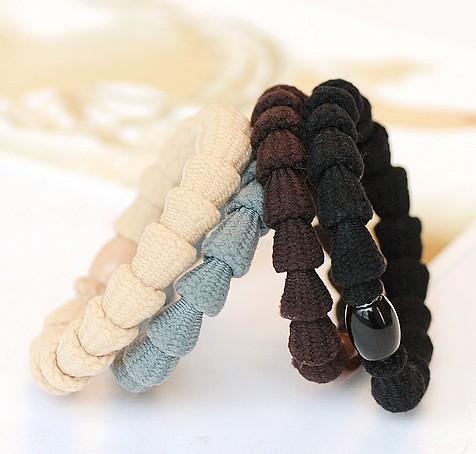2015Newest Free shipping 10pcs/lot goody lady hair band accessories(China (Mainland))