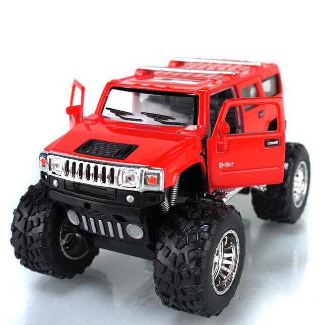 Free shipping Humvees kinsmart soft world truck 4wd suv WARRIOR model car learning education toy forge world baby toy children(China (Mainland))