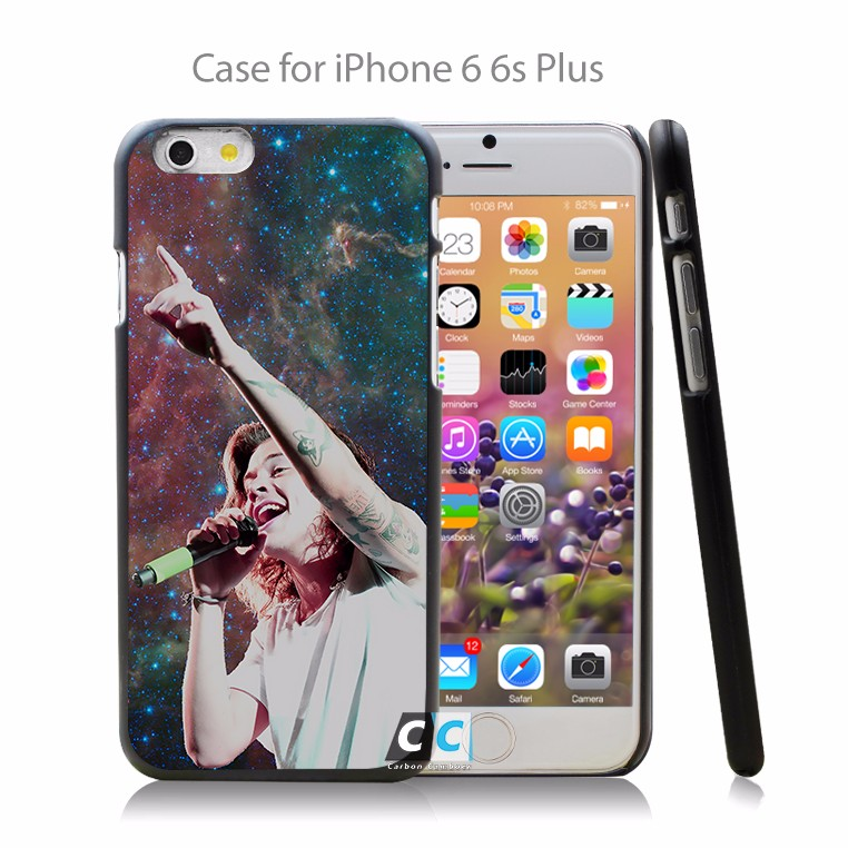 One Direction On the Road Again Hard Black Case Cover Shell Coque for iPhone 4 4s 4g 5 5s 5g 5c 6 6g 6 Plus