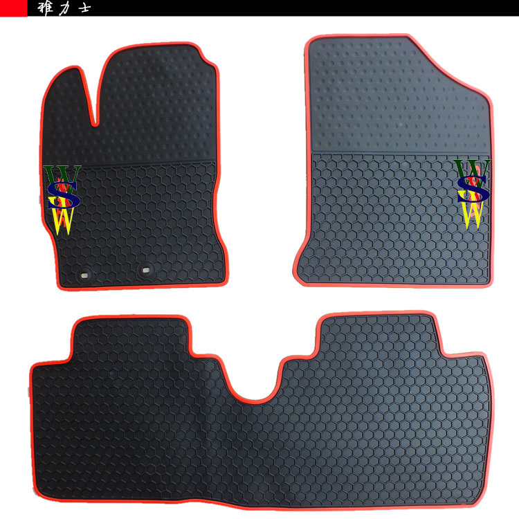 achetez en gros toyota rav4 tapis de sol en caoutchouc en ligne des grossistes toyota rav4. Black Bedroom Furniture Sets. Home Design Ideas