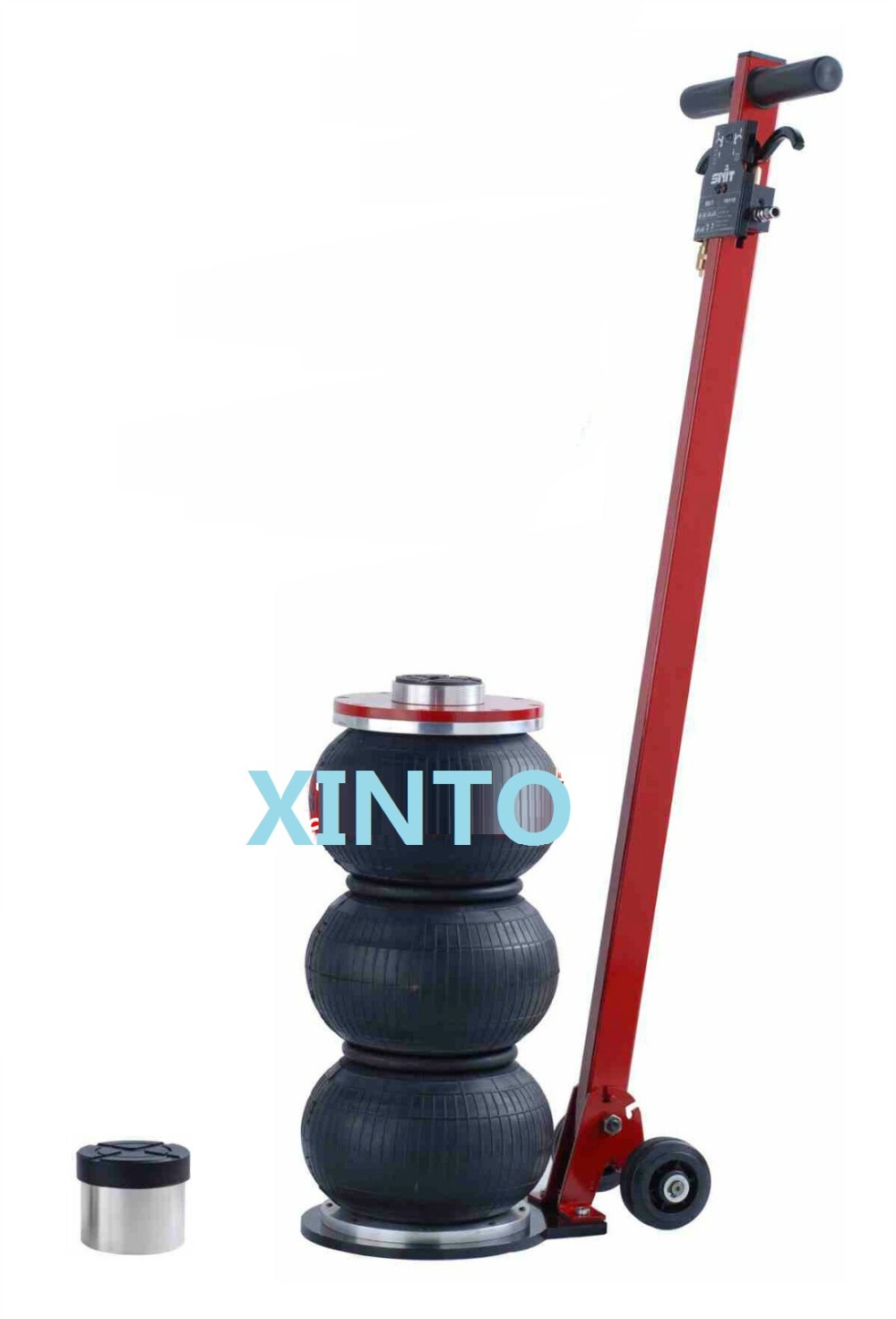 2T long handle air pressure auto jack car jack air inflation jack(China (Mainland))