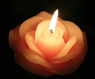 candles in tin cans Picture - More Detailed Picture about Free ...