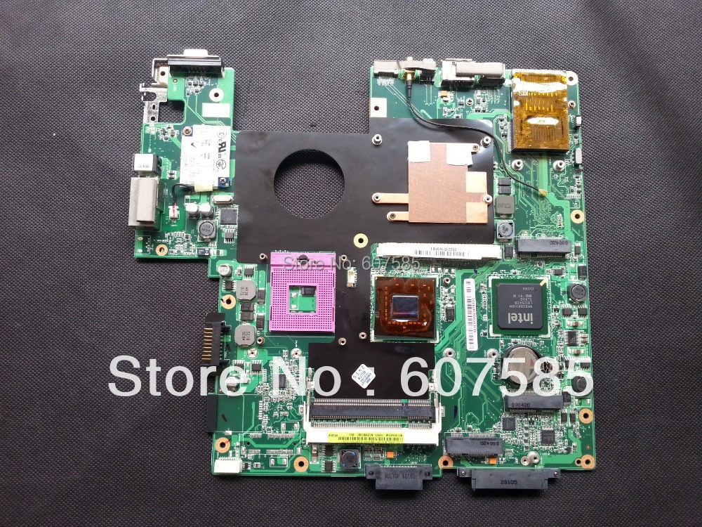 Здесь можно купить  M50S M50SR M50SV Laptop Motherboard/mainboard (System board) for asus laptops  Компьютер & сеть