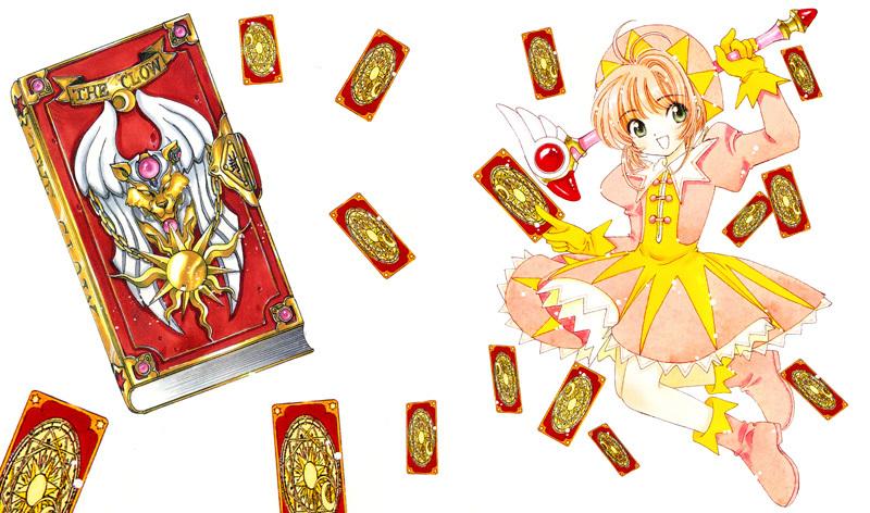 Card Captor Sakura FOR Yu-Gi-Oh Japanese Anime MTG CARDFIGHT VANGUARD Mat Game Big Mouse Pad Custom Playmat #14(China (Mainland))