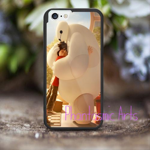Big Hero 6 # 4 Case For iphone 4/4s 5/5s 5c 6/6plus iPod