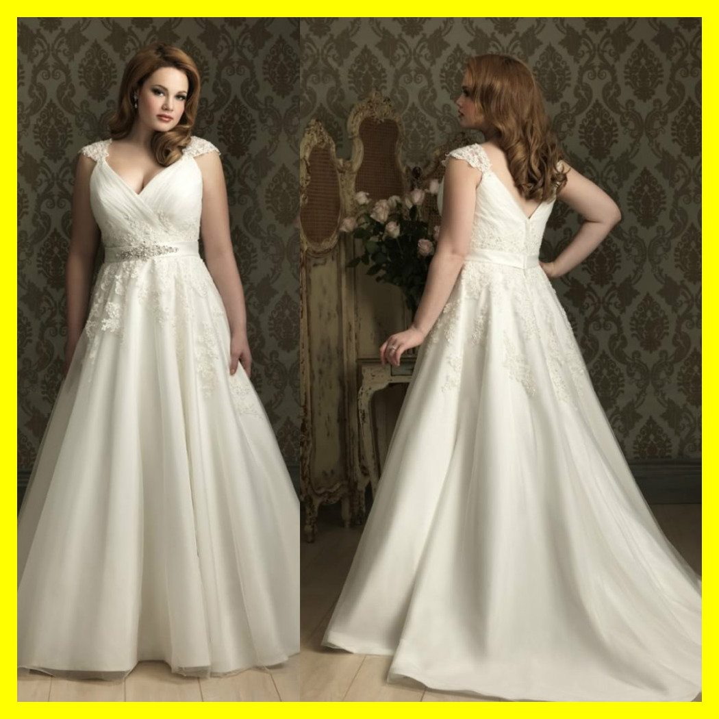 Plus size beach wedding dresses cheap hire dress style for A line style wedding dresses