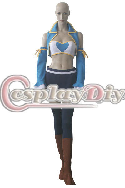 Freeshipping Fairy Tail Lucy Heartfilia After Seven Years Cosplay Costume