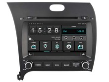 FOR KIA K3/FORTE/CERATO 2013 CAR DVD Player car stereo car audio head unit Capacitive Touch Screen SWC DVR car multimedia