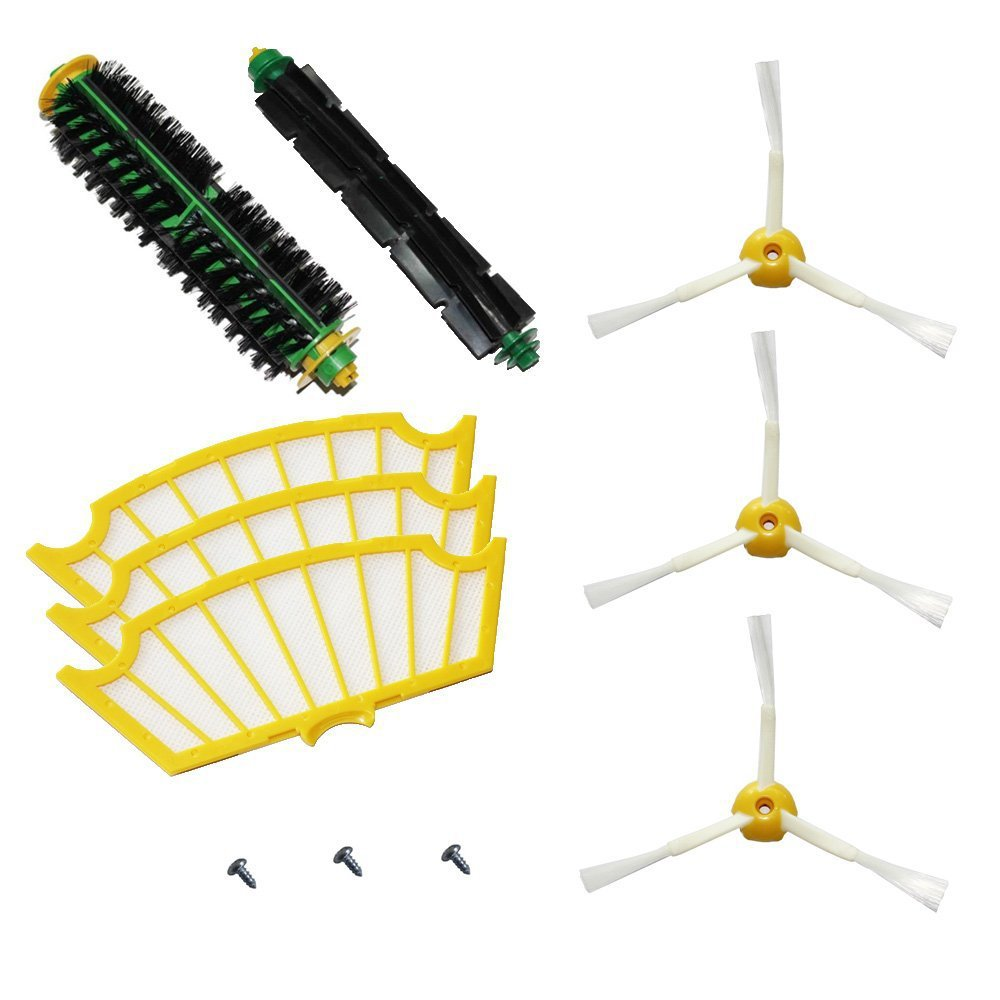 Kit for iRobot Roomba 500 Series Roomba 510, 530, 535, 536, 540, 550, 551, 552, 560, 564, 570, 580, 610 Vacuum Cleaning Robots(China (Mainland))