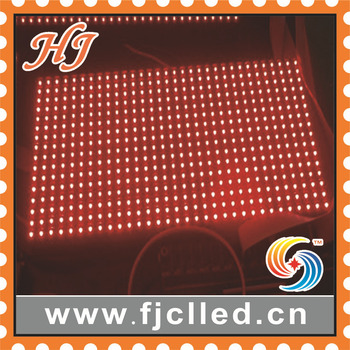 """Outdoor Digital Sign with Special """"U"""" Design of Mask, P10 Waterproof Red Led Display, Text Display for Shop Advertising in 2012"""