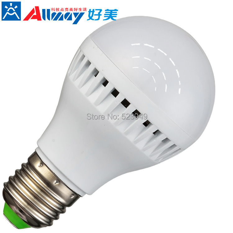 motion sensor led bulb light e27 4w 7w led smart led bulb in led bulbs tubes from lights. Black Bedroom Furniture Sets. Home Design Ideas