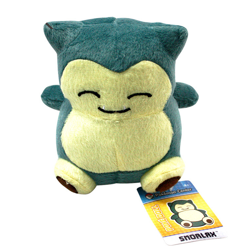 Pokemon Snorlax Plush Images