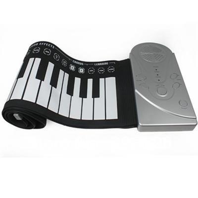 49 Key 30 Button Flexible Roll Up Electronic Keyboard Piano Organ free shipping Dropshipping