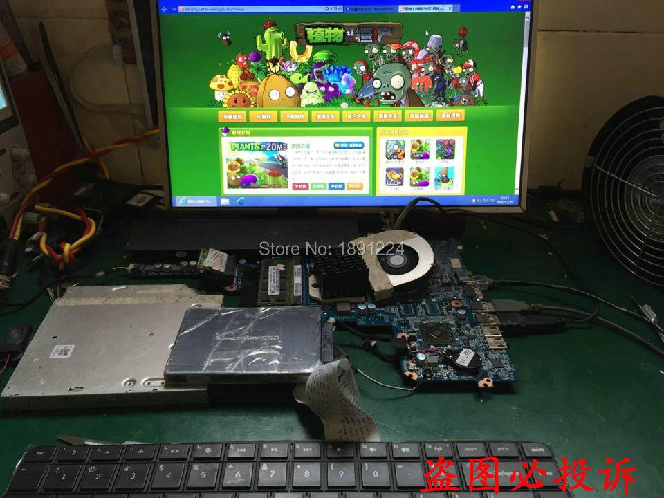 649948-001 DA0R23MB6D1 P Pavilion G4 G6 G7 Laptop motherboard DA0R23MB6D0 100% tested - Hong Kong computer motherboards stores store