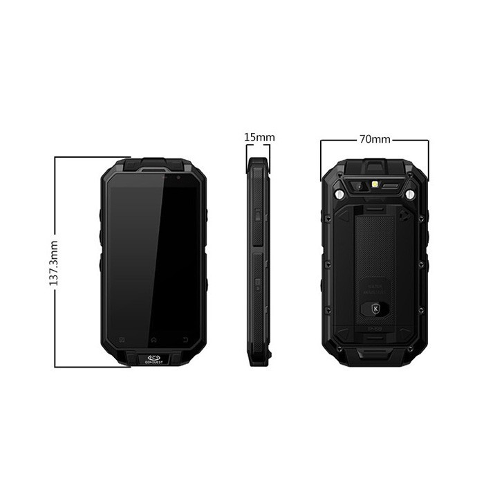 Conquest XV cell phone Rugged Smartphone - Quad Core CPU, IP68 Waterproof phone, 13MP Rear Camera, Smart-Touch(China (Mainland))