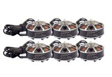 6PCS Gleagle ML4108 380KV Brushless Motor For Multi-rotor Quadcopter Hexacopter RC Drone