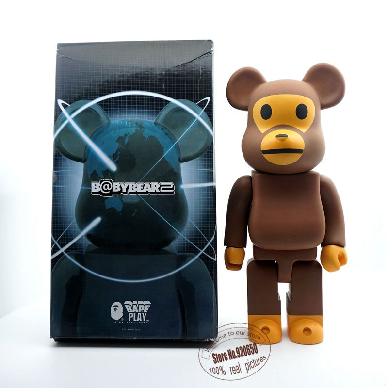 11inch Be@rbrick bape bearbrick medicom toy great gift holiday
